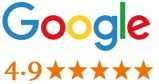 GOOGLE REVIEW 4.9